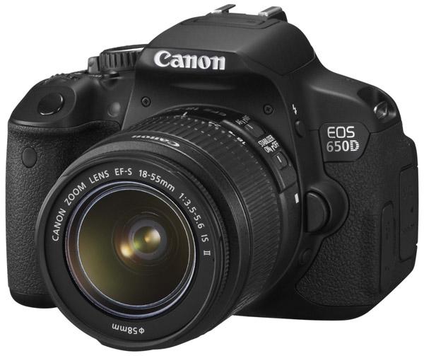 5f1cf3c94e9 Canon EOS 650D (näidis müügis) - Overall