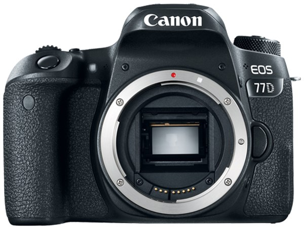 ab75b62a596 Canon EOS-77D kere - Overall