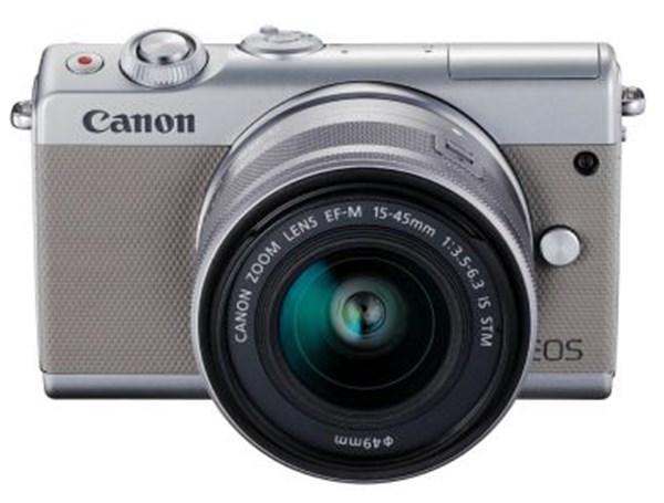 77fb5841ed8 Canon EOS M100 + EF-M15-45mm + EF-M55-200mm hall - Overall