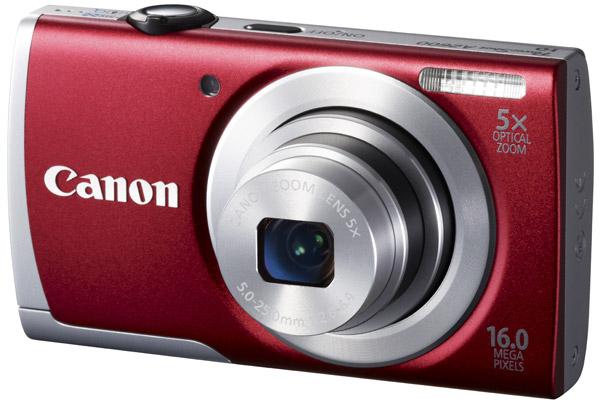 593f0210ba5 Canon PowerShot A2600 punane (demokaamera müügis) - Overall