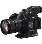 EOS C100 Mark II kere