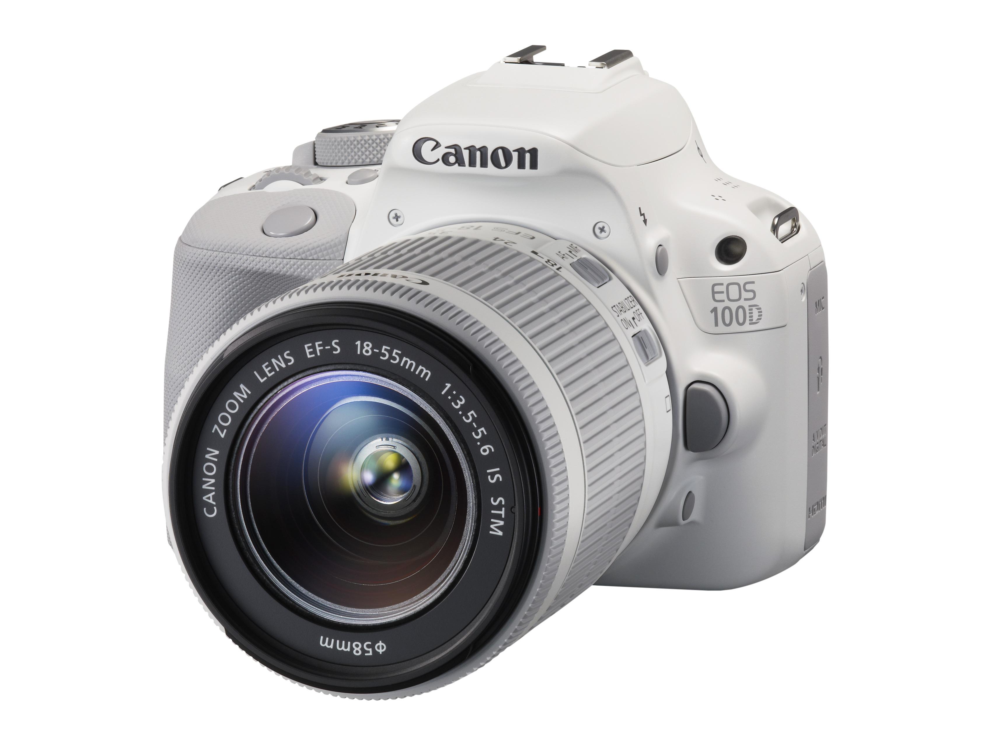 0d0f5f61360 Canon toob turule valge EOS 100D kaamera ja objektiivi